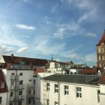 Blick über Rostock