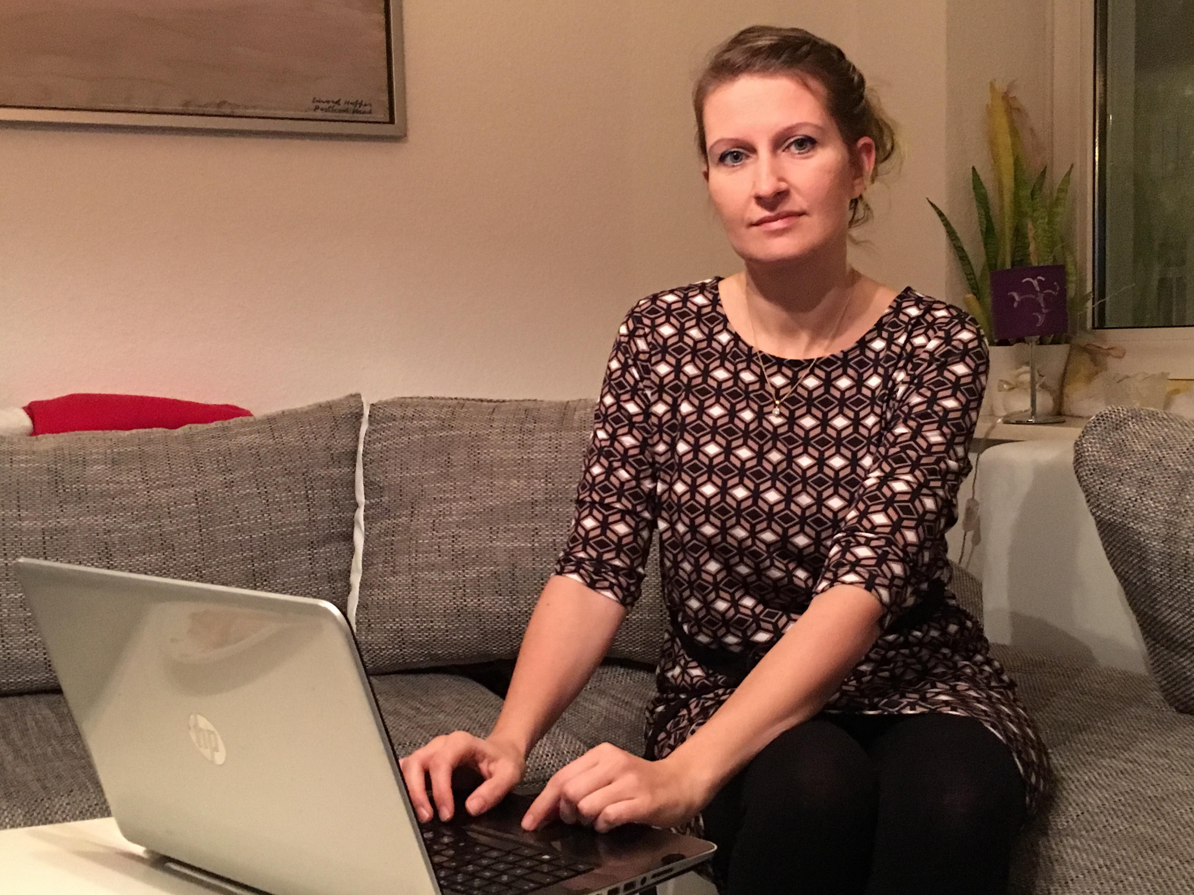 Texterin Katrin Winkler