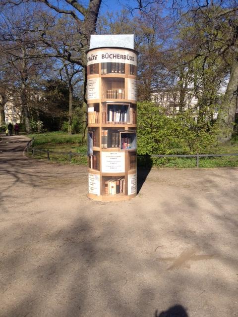 Bücherbüxe in Rostock Warnemünde