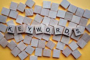 keyword recherche für amazon