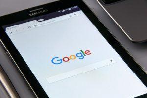 texte corona google