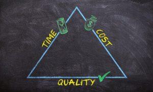 qualität und vertrauenswürdigkeit webseite
